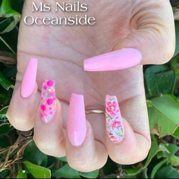 Ms Nails & Spa - Nail salon in Oceanside CA 92056